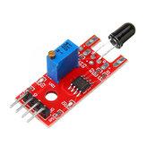 20pcs KY-026 Flame Sensor Module IR Sensor Detector Temperature Detecting