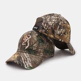Casquette de baseball brodée Browning Cap Camouflage