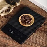 DUKA ES1 Kitchen Electronic Scale Full Touch Control Type-C Charging High Precision Kitchen Electronic Scale