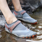 Men Outdoor Fabric Mesh Non Slip Cepat Kering Sepatu Air Diving Pantai