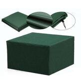 Protetordachuvadapoeirada tampa de tabela do tamanho múltiplo da tampa impermeável exterior da mobília