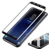 BakeeyProtecteur d'Écran de 3D Bord Courbé en Verre Tempéré pour Samsung Galaxy S8 Plus