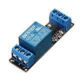 1 Channel 24V Relay Module Optocoupler Isolation With Indicator Input Active Low Level BESTEP for Arduino - products that work with official Arduino boards