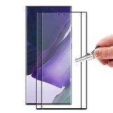ENKAY Alta Definição 3D Curvo Borda Mistura Quente Cobertura Completa Anti-arranhões Soft PET Protetor de Tela para Samsung Galaxy Note 20 Ultra / Galaxy Note20 Ultra 5G