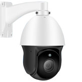INQMEGA 1080P 30X Zoom 360° PT-Z Rotation H.265 WIFI IP Camera IP66 Waterproof Mini Speed Dome CCTV Security Outdoor IP Camera - EU Plug