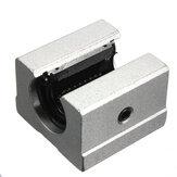 Kayar Yatak Bloğu 16mm SBR16UU Yönlendirici Hareket Rulmanlı Solide Blok