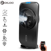 DIGOO DG-F1101 Touch-screen Spray Fan Remote Control Speed Adjustable Ultrafine Spray Multifunction