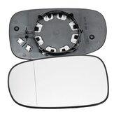 Bilhøjresidedørvingespejleglas vidvinkel til SAAB 9-3 93 2003-2010