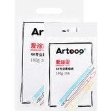 Artoop 8 / 4K 20 sider Sketchbook Malepapir Alt træmasse Malebog Graffiti Tegning Kunstpapir til studerendes skole
