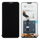 LCD Display + Touch Screen Digitizer Assembly Replacement con Strumenti per Xiaomi Redmi 6 Pro / Xiaomi Mi A2 Lite