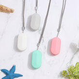 Mini Portable USB Air Purifier Necklace Ionizer Ion Generator Smoke Remover Home