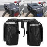 BIKIGHT 20L Bicicleta Rack Seat Saddle Bolsa Ciclismo Bike Pannier Tail Bolsa de almacenamiento Bike Bolsa