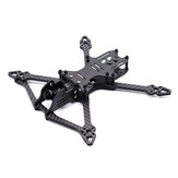 Talystmachine 234/264/294 mm Radstand 5/6/7 Zoll 5 mm Arm Carbonrahmen Satz kompatibel DJI FPV Air Unit 20 * 20 / 30,5 * 30,5 mm