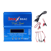 IMAX B6AC 80W 6A Updated Balance Charger Discharge for Lipo/Li-ion/LiFe/NiMh Battery