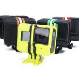 iFlight Suporte Universal para Câmera 0-60 Grau Ajustável Caso com Filtro de Lente ND8 para GoPro 5/6/7/8 XL5 / SL5 / DC5 FPV Racing Drone