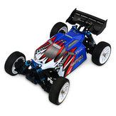 ZD Racing RAPTORS BX-16 9051 1/16 2.4G 4WD 55 km / h Brushless Racing Rc Mobil Off-Road Truck RTR Mainan