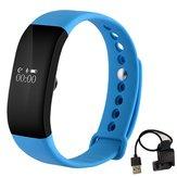 Fréquence cardiaque de l'oxygène imperméable à l'eau bluetooth watch bracelet bracelet intelligent