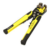 Drillpro Multifunctional Ratchet Crimping Tool Wire Strippers Terminals Pliers