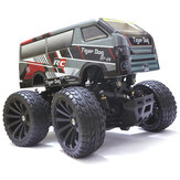 MT 24 1/24 Mini RC Car Kit Big Foot Crawler Off Road Vehicle Models Without Eletric Parts Battery Transmitter