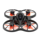Emax TinyhawkS 75mm F4 OSD 1-2S Micro Indoor FPV Racing Drone BNF w / 600TVL CMOS Camera RU Warehouse