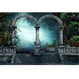 5x3ft Виниловые Сказочные пейзажи Фотография Фон Фон Студия Prop