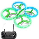 Eachine E65H Mini Altitude Hold Headless-Modus 360 ° -Drehung LED RC Drone Quadcopter RTF
