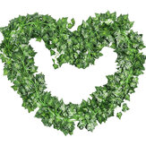 6.6ft Artificial Hanging Vine Plant Leaves Ivy Plant Garland Hanging Used