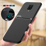 Bakeey Magnetic Texture Non-slip Leather TPU Shockproof Protective Case for Xiaomi Redmi Note 9S / Redmi Note 9 Pro / Redmi Note 9 Pro Max Non-original
