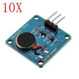 10 sztuk Moduł silnika wibracyjnego Mini płaski wibracyjny silnik prądu stałego Geekcreit dla Arduino - produkty współpracujące z oficjalnymi tablicami Arduino