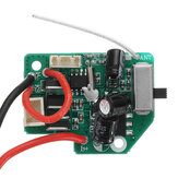 HS 18301/18302/18311 1/18 2.4G 4WD Rc Car Parts 30A Receiver/ESC Integrated Electronic Board