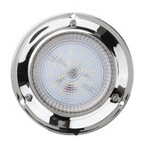 20LED 12V Marine Boat Car Pojazd Auto Round Roof Ceiling Interior Dome Lights Lamp