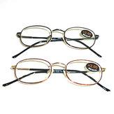 متعددالدرجةنظاراتالقراءةالنساءخمر الإطار المعدني