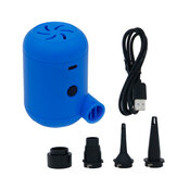 5V USB Mini Portable Electric Air Pump Swimming Ring Inflate Deflate Inflator