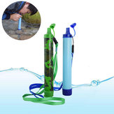 IPRee® Portable Water Filter Straw Purifier Cleaner Emergency Safety Survival Drinking Tool Kit