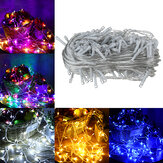 20M 200LED String Light Waterproof Fairy Garden Decorative Christmas Lamp US Plug for Indoor Outdoor 220V