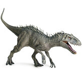 Jurassic Tyrannosaurus Rex Action Figures Mouth Opend Movable Static Dinosaur Animals Plastic Model Toy for Kids Gift