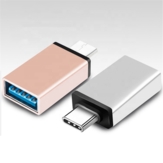 Bakeey USB Type C Male to USB A 3.0 Female OTG Converter Adapter For Huawei P30 P40 Pro Mi10 Note 9S S20+ Note 20
