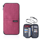 Travel Multi-slots Passport Holder Organizador Cover Card Bolsa