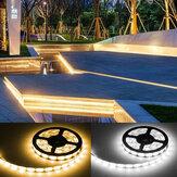Fita de LED SMD2835 Waterproof 6V Motion Sensor Potência 60LEDs / m Branco