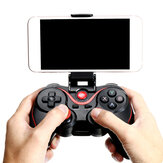 T3 bluetooth Wireless Gamepad Gaming Controller for iOS Android Mobile Phone Tablet PC VR Glasses Games for Xiaomi TV Box
