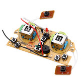 JJRC JR-NH01OT-104 Remote Controller Circuit Board for H36F RC Boat Vehicles Spare Parts