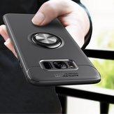 SamsungGalaxyS8Plus360ºDönen Halka Kavrama Kicktand için C-KU Koruyucu Kılıf