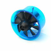 AEORC Patended Product Ducted Fan System EDF 27mm with 10000KV Brushless Motor for Jet Plane RC Airplane Fixed-wing