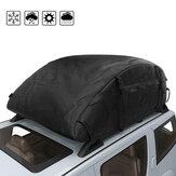 420D Oxford Bezi Araba Kargo Arabarier Çanta Araba Van Top Kutu Saklama Çanta Suya Dayanıklı Çatı Valiz Çanta