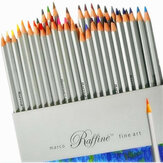 72 Colors Art Drawing Pencil Set Oil Non-toxic Pencils Painting Sketching Drawing Stationery School Students Supplies