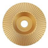 3.3/4 Inch Outer Diameter Carbide Wood Sanding Carving Shaping Disc For Angle Grinder Wheel Tool