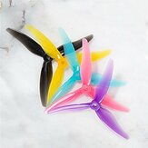 2 Pairs/10Pairs GEMFAN HURRICANE 51477 3-BLADE Propeller for FPV Racing RC Drone