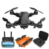 HR Icamera3 H3 GPS 5G WIFI FPV Met 6K HD Dubbele camera 25 minuten Vliegtijd Optische stroompositionering Borstelloze opvouwbare RC-drone Quadcopter RTF