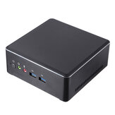 T-Bao TBOOK MN25 Mini PC AMD Ryzen 5 2500U 8GB DDR4 256GB NVME SSD Radeon Vega 8 Grafik 2.0GHz hingga 3.6GHz DP HD 4K Dual WiFi