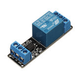 1 Channel 5V Low Level Trigger Relay Module Optocoupler Isolation Terminal BESTEP for Arduino - products that work with official Arduino boards